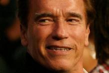 Schwarzenegger makes big screen comeback