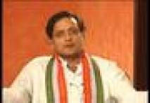 One arrested for sending threat SMS to Tharoor