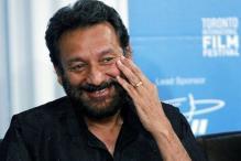 Shekhar Kapur approaches Christoph Waltz