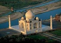 Taj corridor project is now an eyesore