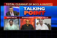 Should there be a total cleanup of BCCI?