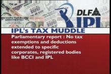 Tax raid on IPL franchisees Sahara, GMR