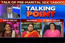 Is talk about pre-marital sex still taboo?