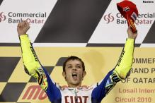 Rossi starts the season with a win