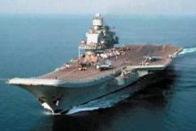 Probe into Navy officer's role in Gorshkov deal