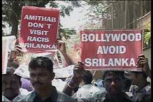 A Tamilian group boycott Big B in Tamil Nadu