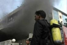 Fire at Mumbai's Heera Panna mall