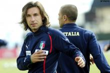 Italy prepare by high-altitude training