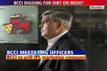 BCCI grills IMG over IPL's financial dealings