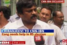 Chiranjeevi to help Cong in Rajya Sabha polls