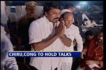 Chiranjeevi says open to alliance with Cong