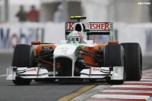 Sutil among top 11 in both sessions