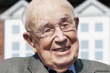 Audio pioneer Fritz Sennheiser dies