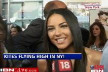 'Kites' premieres in New York