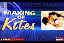 Making of Hrithik-Barbara's 'Kites'