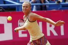 Sharapova reaches final of Strasbourg Open