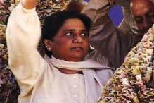 Mayawati lauds her 3 years of rule in UP