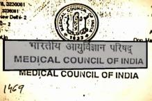 MCI factory for producing fake doctors