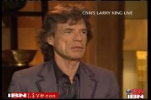 The Rolling Stones with Larry King