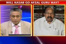 Kasab case won't go Afzal Guru way: Moily