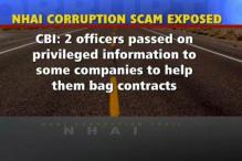 Top NHAI officers arrested on corruption charges