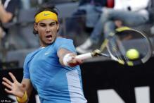 Nadal beats Wawrinka, reaches Rome semis