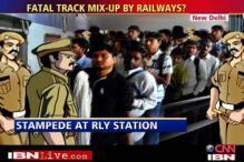 Post stampede no platform tickets at New Delhi station