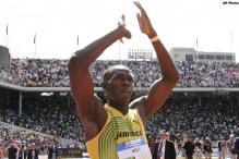 Bolt to make season debut in Daegu
