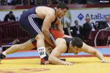 India win first gold in Asian Wrestling