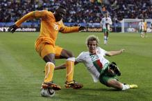 Ivory Coast vs Potugal