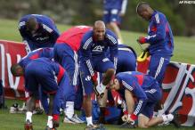 Scolari tells French they deserve to go out