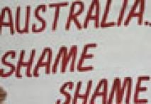Mild punishment for Aussies who blinded Indian