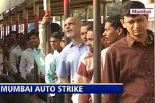 Autos, taxis strike hits lakhs in Mumbai