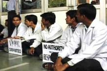 Safdarjung junior docs end strike