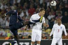 Green gaffe gives USA 1-1 draw vs England