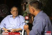 Fali Nariman regrets defending Union Carbide