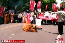 Protests across country over fuel price hike