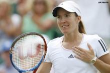 Henin, Clijsters renew rivalry at Wimbledon
