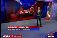 Watch India@9 with Rajdeep Sardesai
