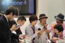 In pics: Apple iPhone 4 global launch