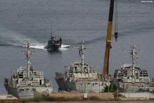 Israeli navy seizes second Gaza-bound aid ship