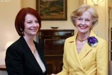 Julia Gillard becomes Australia's first woman PM