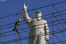 China red faced over substandard Mao statues