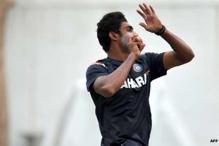 Ganapathy replaces Mithun in India A side
