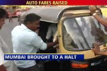 Autos, taxis strike cripples Mumbai