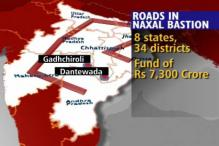 Govt to build better roads to tackle Naxals