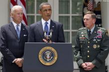 Gen Petraeus to head NATO forces in Afghanistan