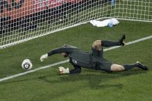 Green joins list of blundering England goalies