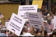 Protests against proposed mosque at 9/11 site