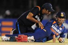 Sehwag ruled out of Asia Cup with injury